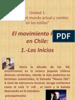 El Movimiento Rock en Chile Primera Parte