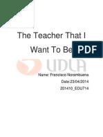 El Profesor que quiero ser.docx