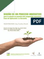 Diseño de un proceso innovativo  para la puesta en práctica del compostaje doméstico. Caso de aplicación