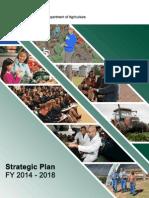 Usda Strategic Plan Fy 2014 2018