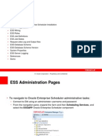 ESS Navigation