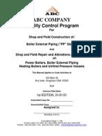 ABC Qc Manual