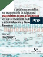 Problemas Mates II Economistas