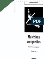 Daniel Gay - Materiaux Composites (4ed)