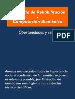 Ingeniería de Rehabilitación y Computación Biomédica 2