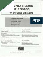 Capítulo 0 - Contabilidad de Costos - De Horngren