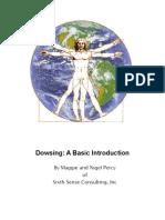 Free Dowsing Lesson