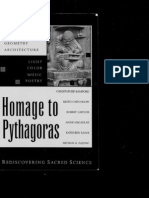 [Christopher Bamford] Homage to Pythagoras Rediscovering Sacred Science