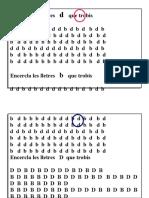 discriminació d i b segona part b