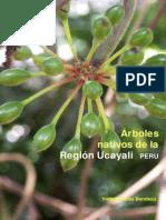 Arboles Nativos de La Región Ucayali - Flores Bendezú (2014)