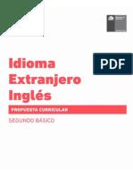 Pe Inglés 2º Básico