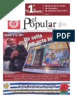 El Popular 264 PDF Órgano de prensa del Partido Comunista de Uruguay