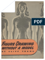 Figure Drawing Cliff Young