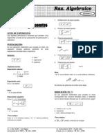Álgebra Repaso y Regularizacion ELITE ET22AX1.1