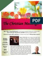 April 27 Newsletter