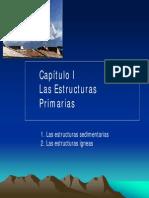 Cap I Estructuras Primarias - Sedimentarias & Igneas