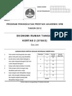 Trial Spm k2 Ert Kedah 2012
