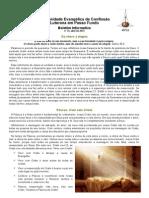 Boletim Eletrônico Comunidade Passo Fundo abril 2014
