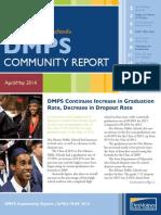 DMPS Community Report - April/May 2014