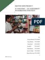 Marketing Of Cosmetics in India