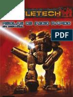Battletech Reglas de inicio rápido