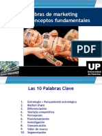 Marketing - 10 Conceptos Universidad de Palermo