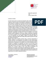 20140127 Lettera Alle Iscritte e Agli Iscritti CGIL