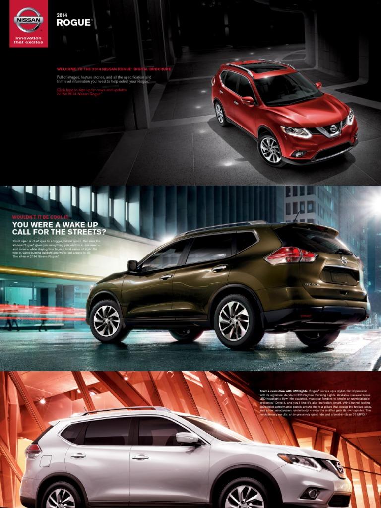 Nissan Rogue Owners Manual: Regulatory Information