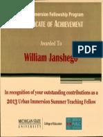 neat document-certificte of achievement 2013 fri jul 26 2013 dr