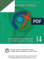 Educacion Catolica en Aparecida