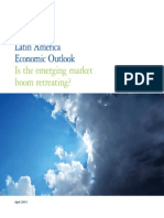Latin America Economic Outlook