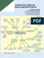 DISEÑO EDUCATIVO PARA UN APRENDIZAJE CONSTRUCTIVISTAok