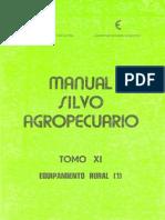 Tomo11 Equipamiento Rural1_Manual Silvoagropecuario