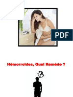 Operation Hemorroides, Crise Hemorroides, Remede Contre Hemorroides, Traitement Pour Hemoroide