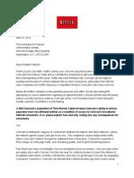 Netflix Response