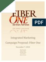 Final Fiber One Paper