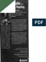 Doc Watson Docs Guitar