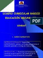 DCB Secundaria