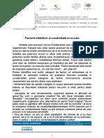 S3_M4_Factorii Inhibatori Ai Creativitatii Scolare_S3