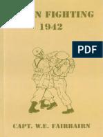 All-In Fighting - Capt. W.E. Fairbairn 1942