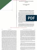 +DDHH, aproximacion al concepto - ADH 1990