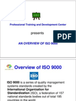 OVERVIEW OF ISO_9000