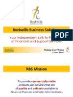 RBS Product Slides @ Jan 2008