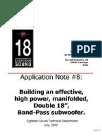 18Sound Kit18 Dual