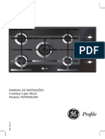 Cooktop Metal Black Gas 90cm Pgp9040zk0