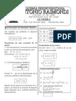 (02) Ecuaciones Segundo Grado