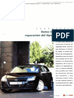 Manuale Officina - Opel Astra H (Alcune Parti)
