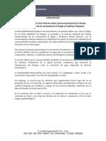 Municipalidad de Lima informa sobre clausura temporal de cementerios El Ángel y Presbítero Maestro