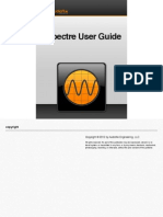 Spectre User Guide