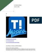 Como Elaborar Un Triptico en Publisher